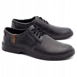 Joker Leather men's shoes 415 gray grey 2