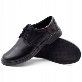 Joker Leather men's shoes 415 black 3