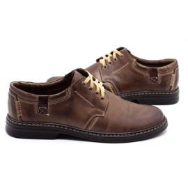 Joker Leather men's shoes 415 brown 5