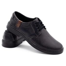 Joker Leather men's shoes 415 gray grey 4