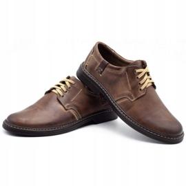 Joker Leather men's shoes 415 brown 6