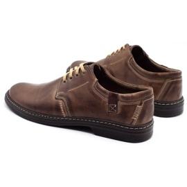 Joker Leather men's shoes 415 brown 7