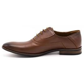 Lukas Men's formal shoes 291 brown 1