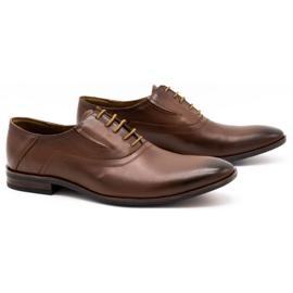 Lukas Men's formal shoes 291 brown 2