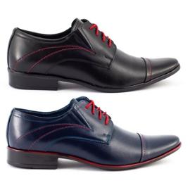 Lukas Men's formal shoes 238 navy blue 6