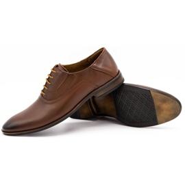 Lukas Men's formal shoes 291 brown 3