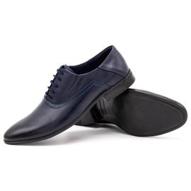 Lukas Men's formal shoes 291 navy blue 3