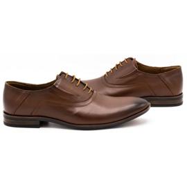 Lukas Men's formal shoes 291 brown 5