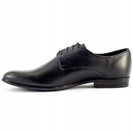 Olivier Men's formal shoes 300GT black 2