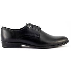 Olivier Men's formal shoes 300GT black 1