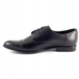 Olivier Men's formal shoes 301GT black 1