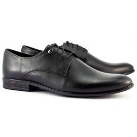 Olivier Men's formal shoes 300GT black 3