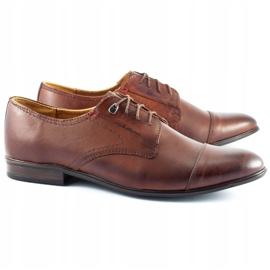 Olivier Men's formal shoes 301GT brown 2