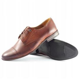Olivier Men's formal shoes 301GT brown 3