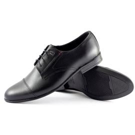 Olivier Men's formal shoes 301GT black 3