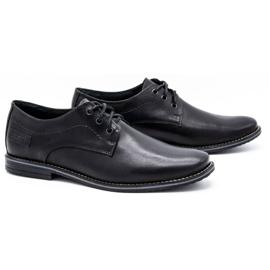Mario Pala Men's formal shoes 870 black 2