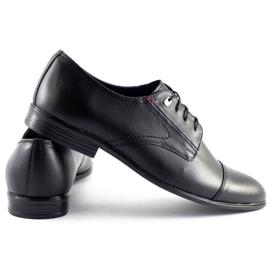 Olivier Men's formal shoes 301GT black 4
