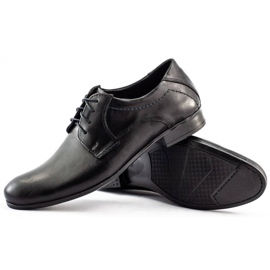 Mario Pala Men's formal shoes 704 black 3