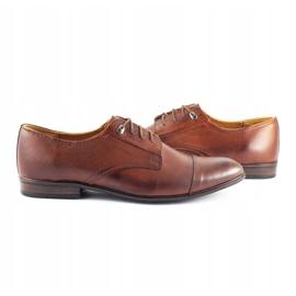 Olivier Men's formal shoes 301GT brown 5