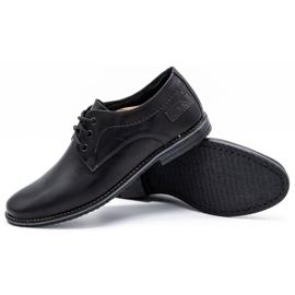 Mario Pala Men's formal shoes 870 black 3