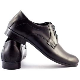Mario Pala Men's formal shoes 704 black 4