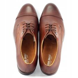 Olivier Men's formal shoes 301GT brown 6