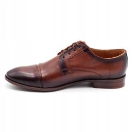 Joker Men's formal shoes 938 brown 1