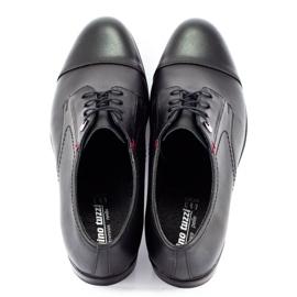 Olivier Men's formal shoes 301GT black 6
