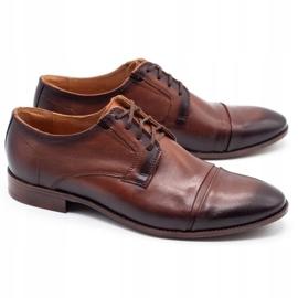 Joker Men's formal shoes 938 brown 2
