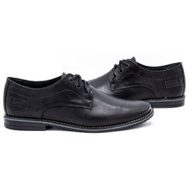 Mario Pala Men's formal shoes 870 black 5