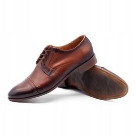 Joker Men's formal shoes 938 brown 3