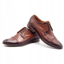 Joker Men's formal shoes 938 brown 6