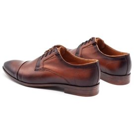 Joker Men's formal shoes 938 brown 7