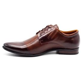 Olivier Formal shoes 482 brown 1