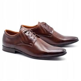 Olivier Formal shoes 482 brown 2