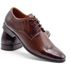 Olivier Formal shoes 482 brown 4