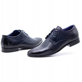 Olivier Formal shoes 482 navy blue 6