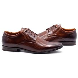 Olivier Formal shoes 482 brown 6