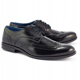 Olivier Formal shoes Black brogues 2