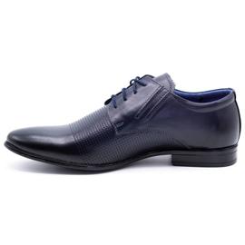 Olivier Formal shoes 482 navy blue 1
