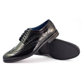 Olivier Formal shoes Black brogues 3