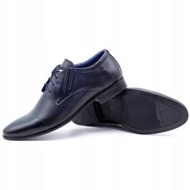 Olivier Formal shoes 482 navy blue 3