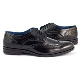 Olivier Formal shoes Black brogues 5