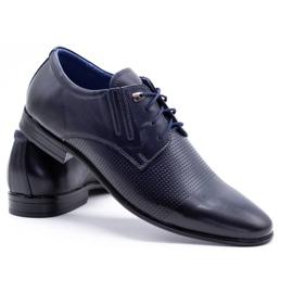 Olivier Formal shoes 482 navy blue 4