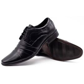 Lukas Men's formal shoes 201 black 3