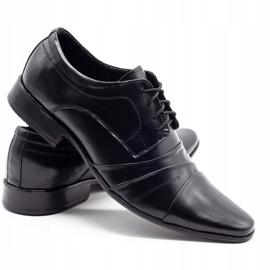 Lukas Men's formal shoes 201 black 4