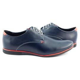Olivier Formal shoes 1094 navy blue 5