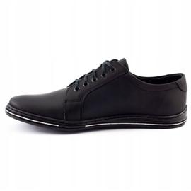 Polbut Men's shoes 320 black 1