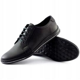 Polbut Men's shoes 320 black 3