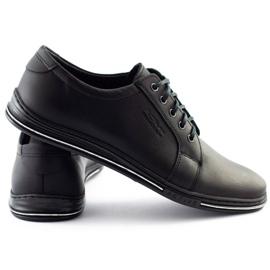 Polbut Men's shoes 320 black 4